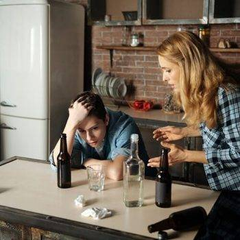 Dealing with an Alcoholic Family Member